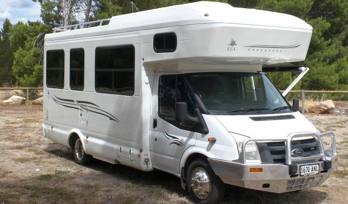 Caravan Motorhome Loans Adelaide Secured Unsecured